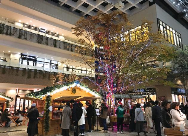 11月22日(木)〜12月25日(火)『ドイツクリスマスマーケット2018』