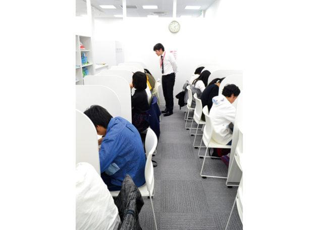 『Class Benesse 瓦町フラッグ教室 クラスベネッセ カワラマチフラッグキョウシツ』「進研ゼミ」を使った個人別指導教室