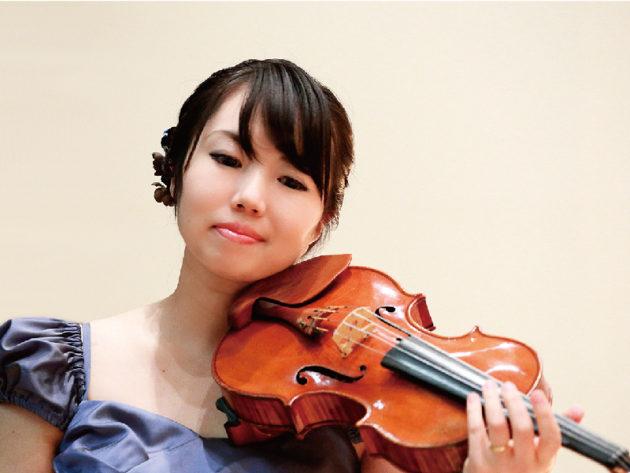 11月9日(土)『晩秋に響くヴァイオリンの音色』