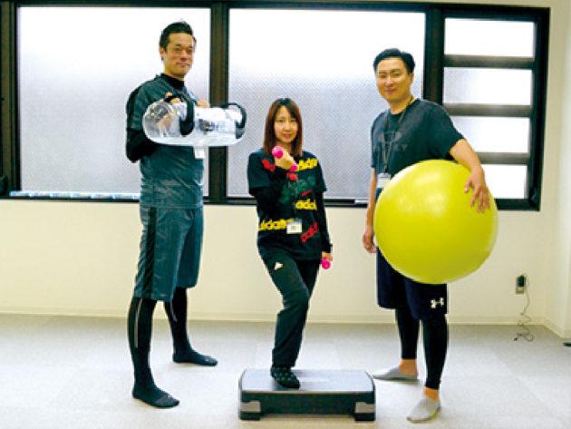 「パーソナル ゼア」短期間で効率よくダイエットできるトレーニングジム!