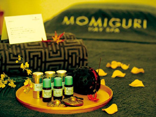 「MOMIGURI DAYSPA」妥協のない感動の六感体験ができる、ご褒美SPA